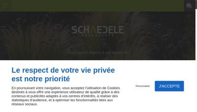 Site internet de JM Schaedele