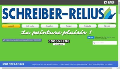 Site internet de Schreiber-Relius