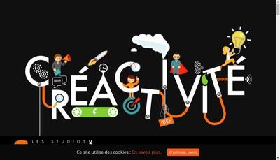 Site internet de Schuller Graphic