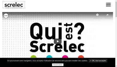 Site internet de Societe de Collecte et de Recyclage des Equipements Electriques et Electroniques SA