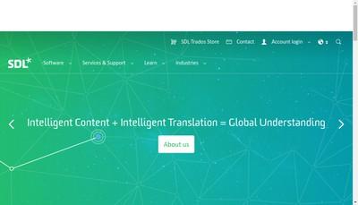 Site internet de SDL