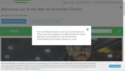 Site internet de Le Moule Metallique