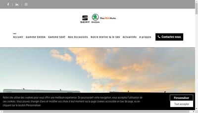 Site internet de Autorelli