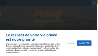 Site internet de Societe pour l'Economie des Operations