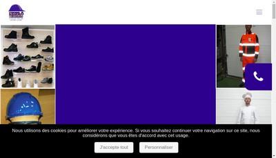 Site internet de Secu Point