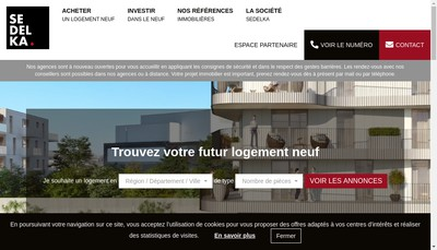 Site internet de Europrom
