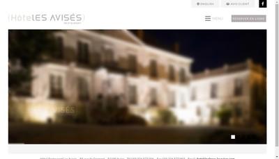 Site internet de Les Avises