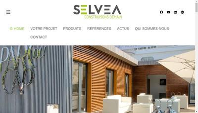 Site internet de Selvea