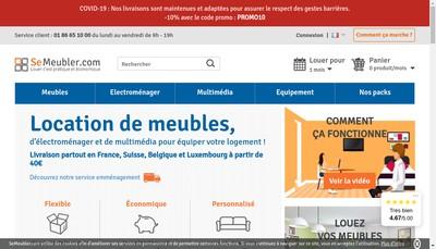 Site internet de Loc-Est