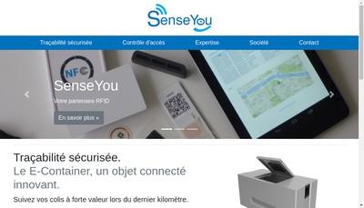 Site internet de Senseyou