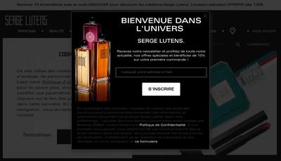 Site internet de Symbole Luxe International
