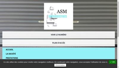 Site internet de Serrur'Istres