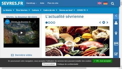 Site internet de Dolcea Villa Medicis