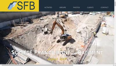 Site internet de Sfb