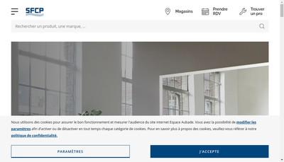 Site internet de SFCP