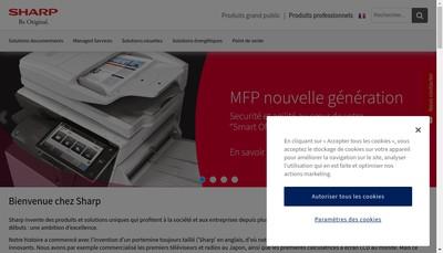 Site internet de Sofeb