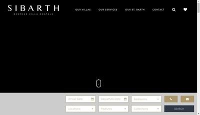 Site internet de Sibarth