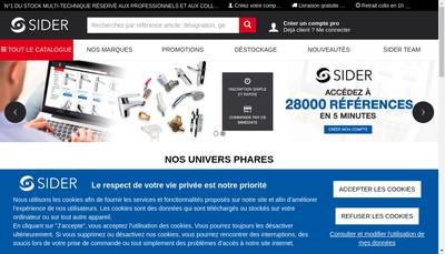 Site internet de Le Seize