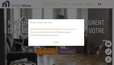 Site internet de Achatproimmo