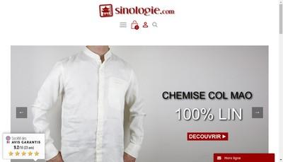 Site internet de Sinologie