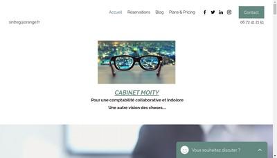Site internet de Sintreg