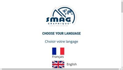 Site internet de Sramag