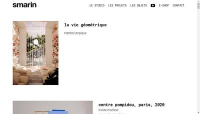 Site internet de Habits Magiques Pratiques-Electrocouture