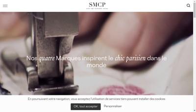 Site internet de Smcp SAS