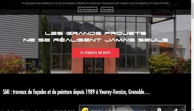 Site internet de Smi