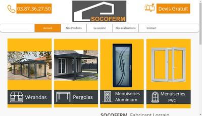 Site internet de Socoferm