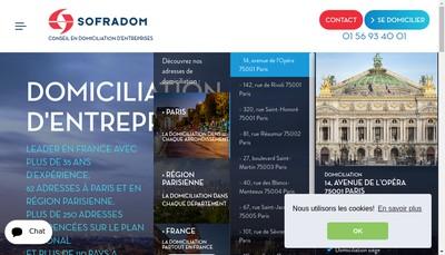 Site internet de Abc Dom (et) Inter-Dom