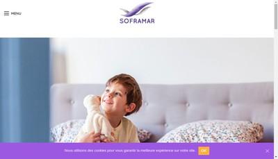 Site internet de Soframar