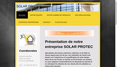 Site internet de La Maitrise du Soleil