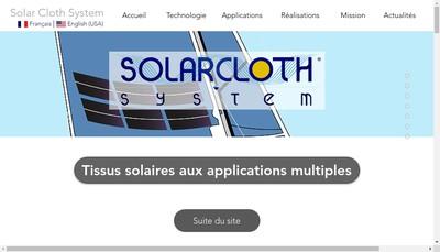 Site internet de Power Sail