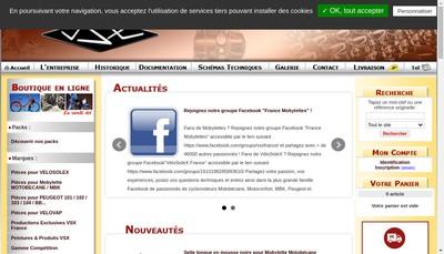 Site internet de Preymel