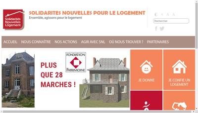 Site internet de Snl-Prologues