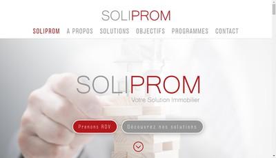 Site internet de Agence My Home