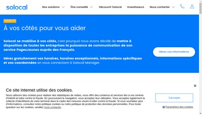 Site internet de Automatisme Domotique Fermeture