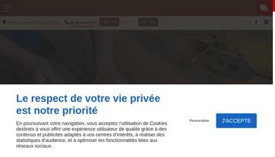 Site internet de Sols Delobette