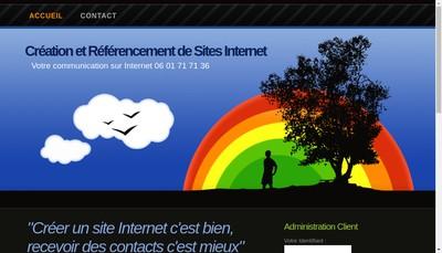 Site internet de Soluweb