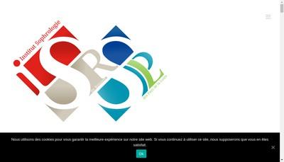Site internet de Institut de Sophrologie Rennes