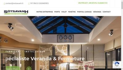 Site internet de Sotsavanh