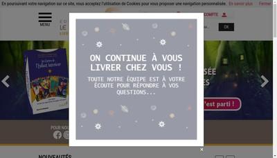 Site internet de Le Souffle d'Or