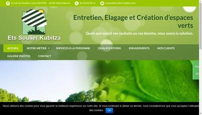 Site internet de Soulier-Kubitza
