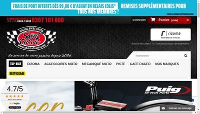 Site internet de JPG