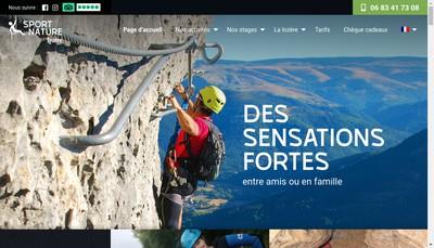 Site internet de Fabien Salles
