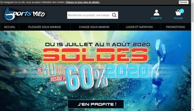 Site internet de Marea
