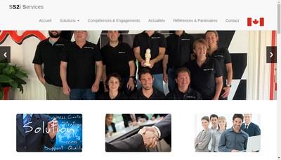 Site internet de Ss2I Services