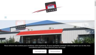 Site internet de SSB