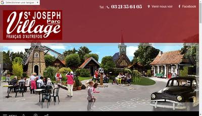 Site internet de St-Joseph'S